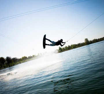 Wakeboarden & waterski