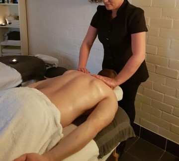 Massage détente